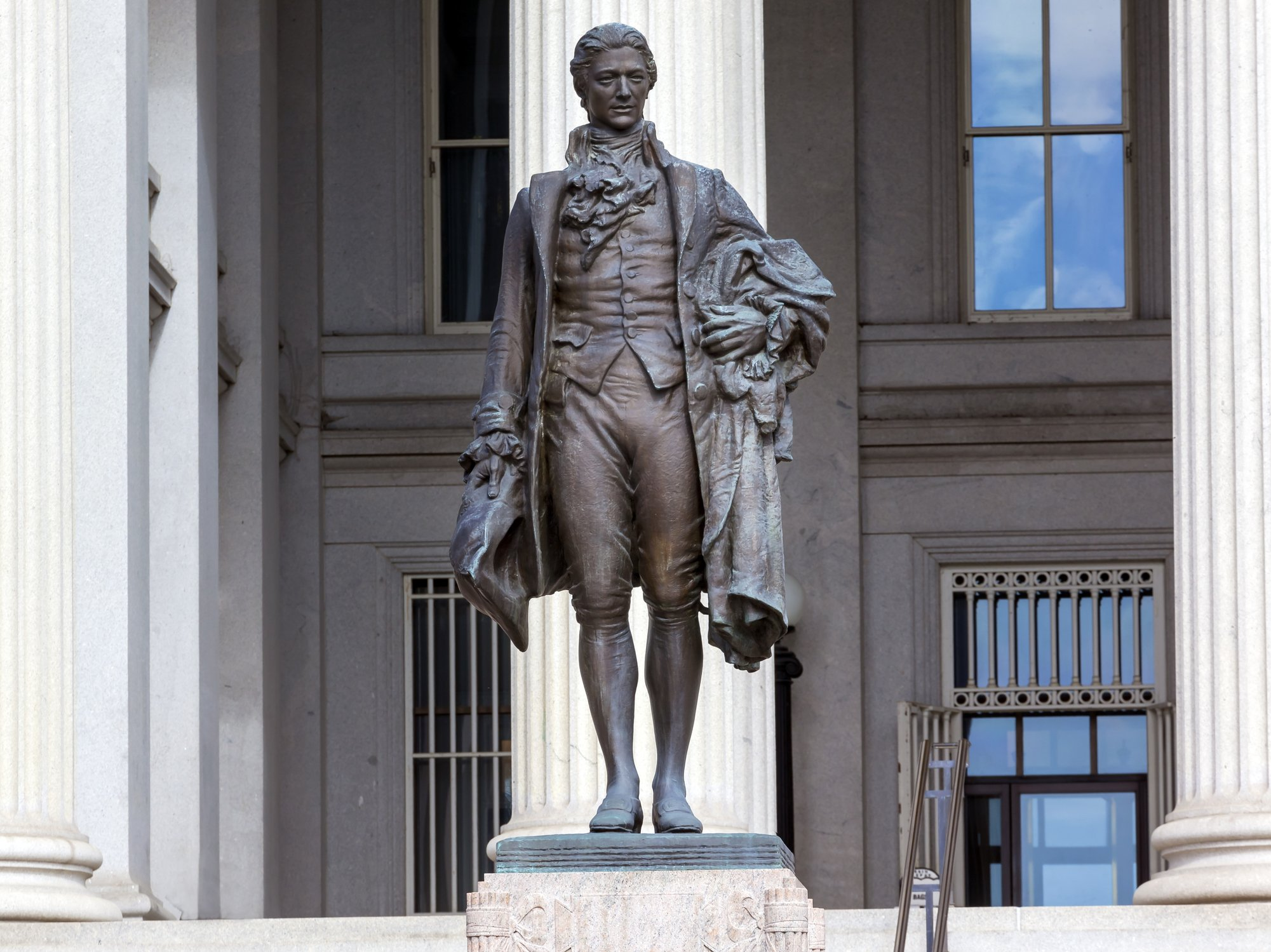 Financial Lessons from Alexander Hamilton