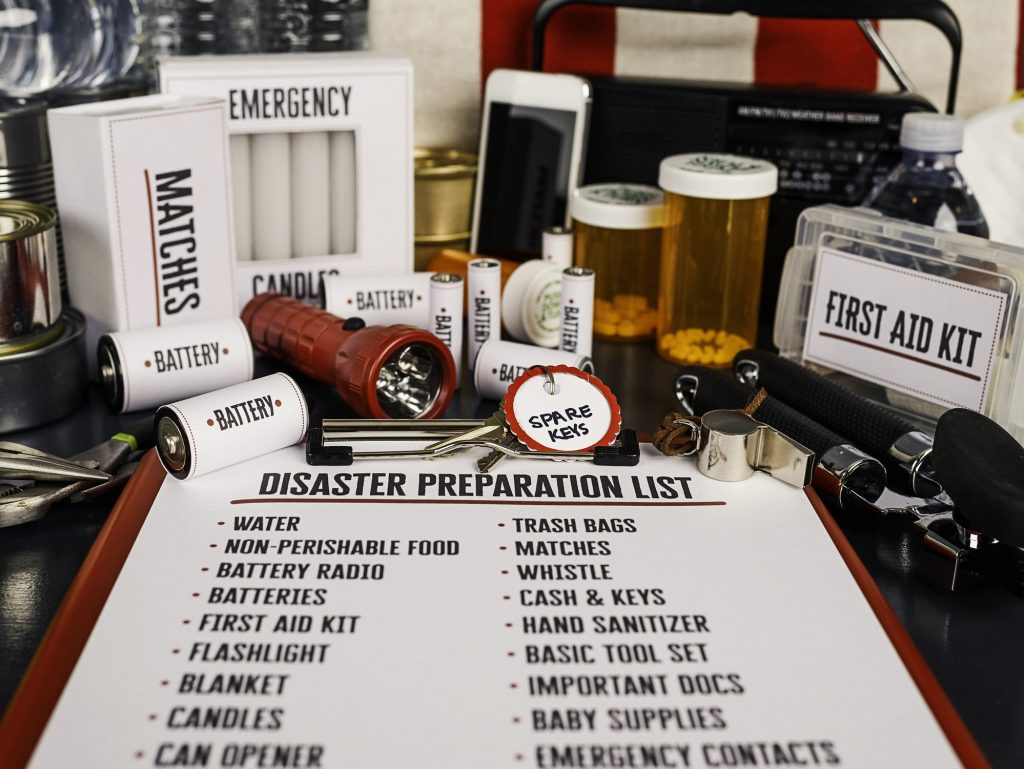 How Prepared Are You for an Emergency? Solutions First